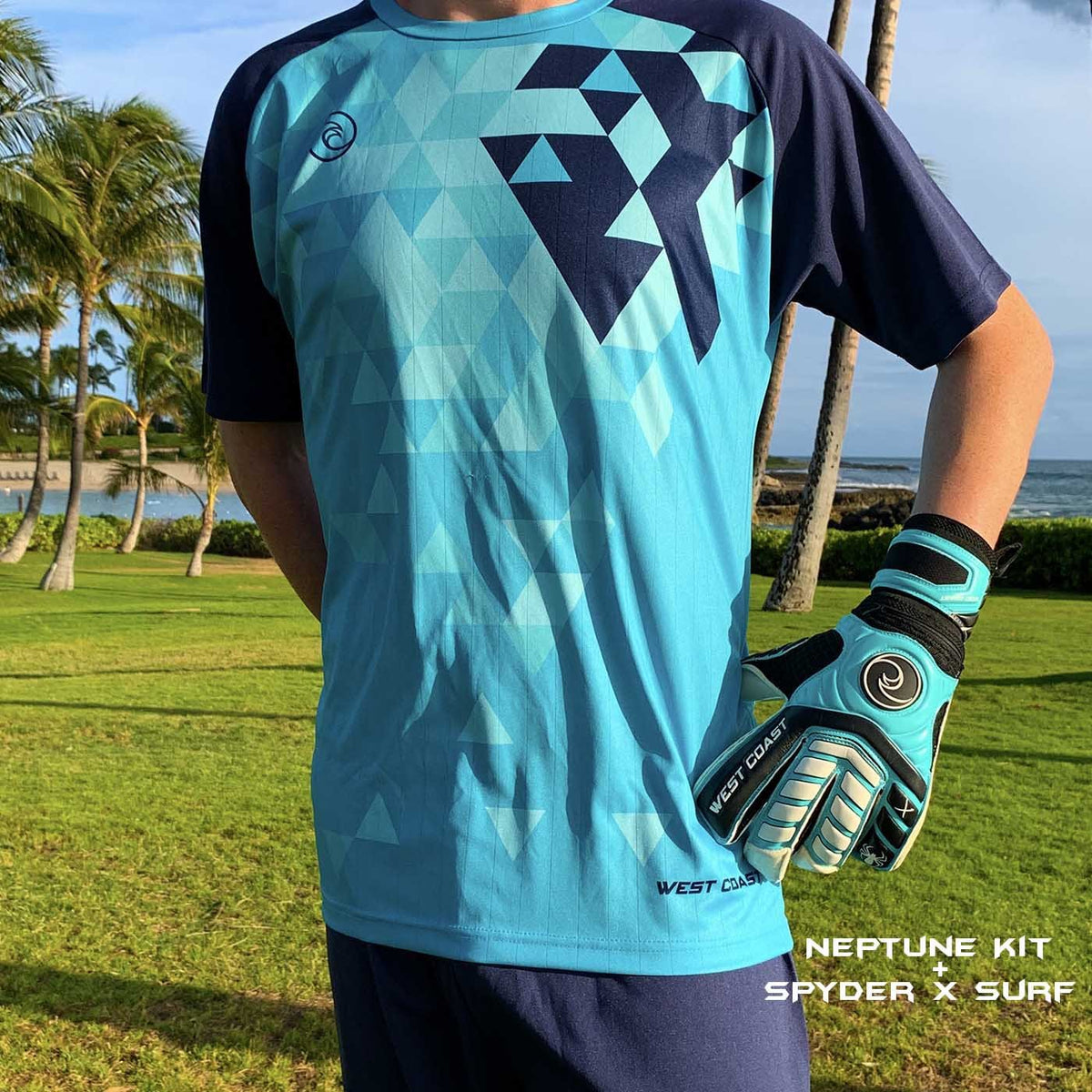 Neptune Goalkeeper Kit - West Coast Goalkeeping