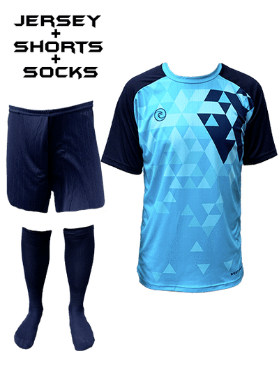 Neptune Goalkeeper Kit