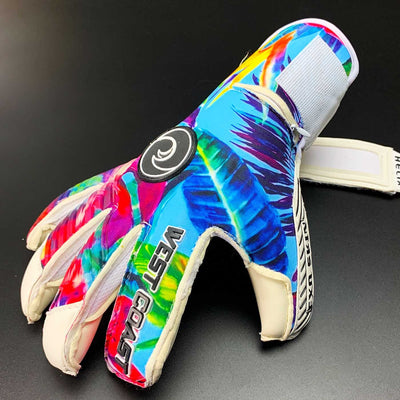 HELIX Ohana - Fingersave Goalkeeper Gloves West Coast Goalkeeping