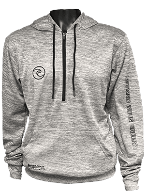 Pro-Team Half-zip Hoodie - West Coast Goalkeeping