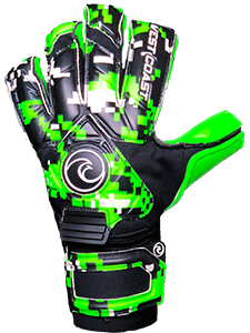 QUANTUM Rekon - Fingersave Goalkeeper Gloves West Coast Goalkeeping