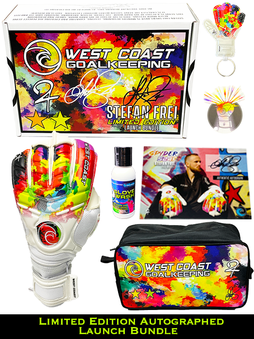 STEFAN FREI S24F Autograph Launch Bundle - West Coast Goalkeeping