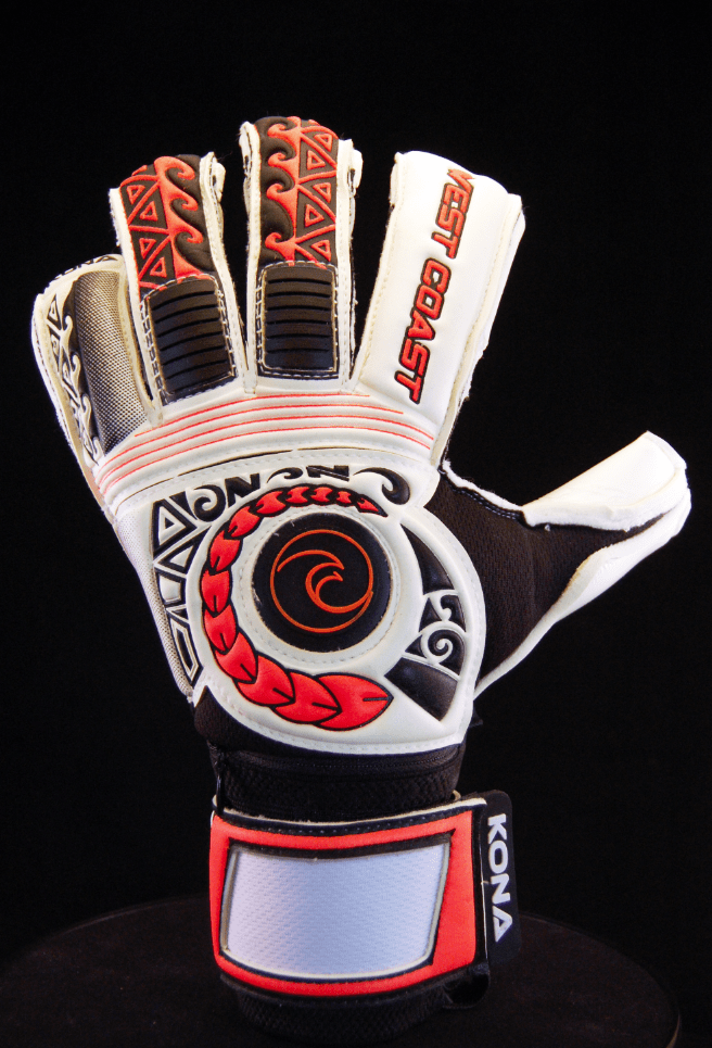 KONA: BioHybrid - Fingersave Goalkeeper Gloves West Coast Goalkeeping