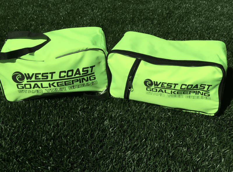 West Coast Glove Bag - Fingersave Goalkeeper Gloves West Coast Goalkeeping