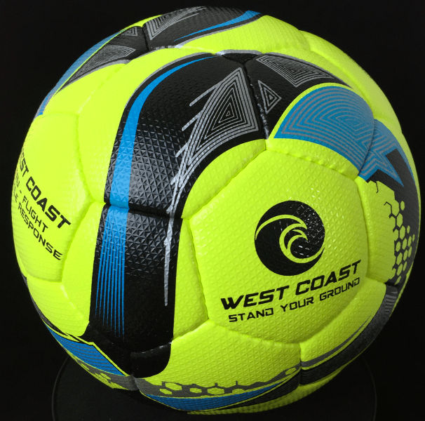 HI-VIZ TRU-Flight Match Ball - Fingersave Goalkeeper Gloves West Coast Goalkeeping