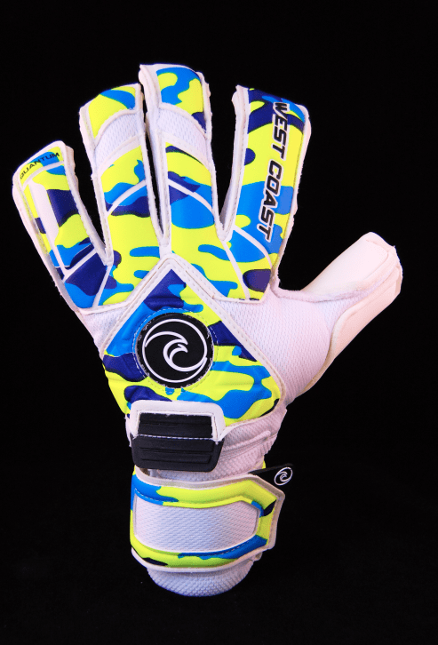 Quantum HERO - Fingersave Goalkeeper Gloves West Coast Goalkeeping