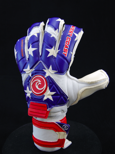 QUANTUM Freedom - Fingersave Goalkeeper Gloves West Coast Goalkeeping