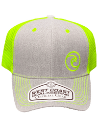 Wave Snapback Hat - Fingersave Goalkeeper Gloves West Coast Goalkeeping