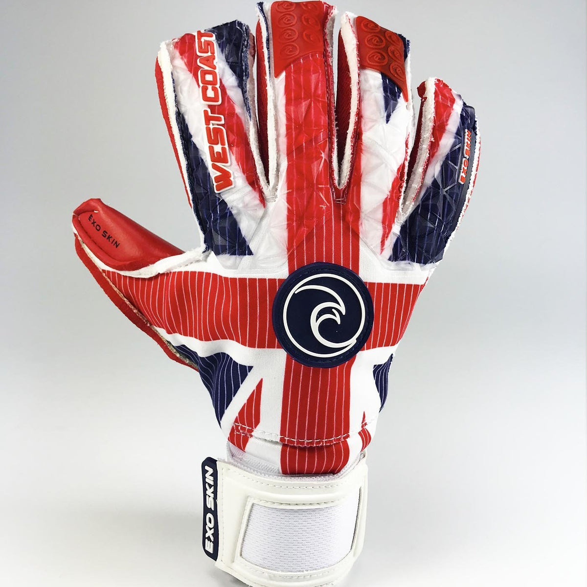 EXO-SKIN Union Jack - West Coast Goalkeeping