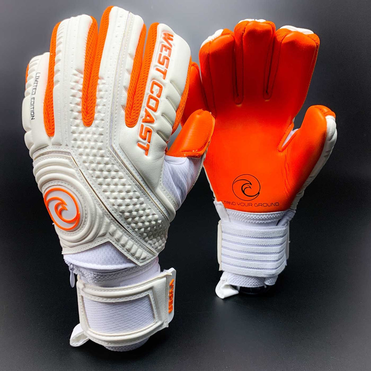 VYPER Ultimate Negative - Fingersave Goalkeeper Gloves West Coast Goalkeeping
