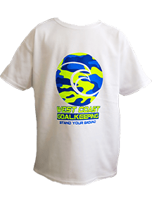 West Coast Hero T-Shirt - Fingersave Goalkeeper Gloves West Coast Goalkeeping