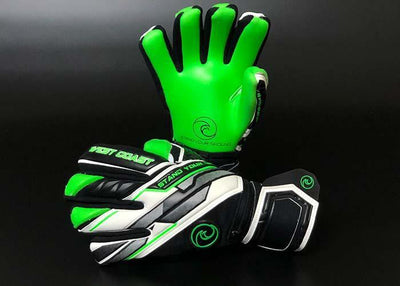 VYPER Venom V2 Negative - Fingersave Goalkeeper Gloves West Coast Goalkeeping