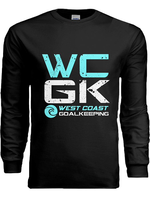 WCGK Black Long Sleeve T-Shirt