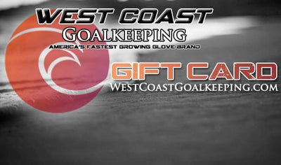 West Coast GK E-Gift Card - Fingersave Goalkeeper Gloves West Coast Goalkeeping