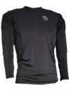 Padded Compression Long Sleeve Shirt