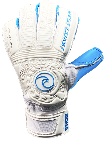 KONA Pure Cyan - West Coast Goalkeeping