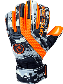 VYPER Delta - Fingersave Goalkeeper Gloves West Coast Goalkeeping