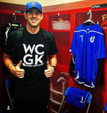 WCGK T-Shirt - West Coast Goalkeeping
