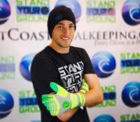 WCGK Team Beanie - Fingersave Goalkeeper Gloves West Coast Goalkeeping