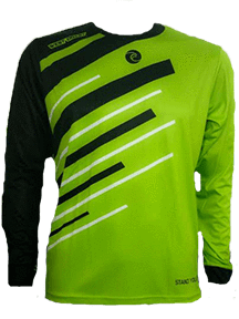 Mantis Keeper Jersey-LIME