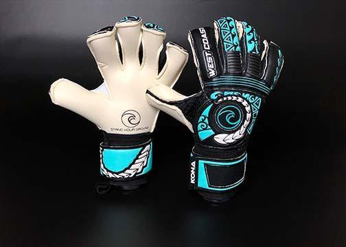 KONA North Shore - Fingersave Goalkeeper Gloves West Coast Goalkeeping