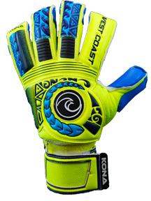 KONA Surge - Fingersave Goalkeeper Gloves West Coast Goalkeeping