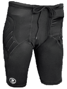 Padded Compression Shorts - West Coast Goalkeeping