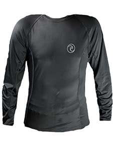 Compression Long Sleeve Shirt-No Padding - Fingersave Goalkeeper Gloves West Coast Goalkeeping