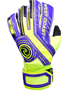 VYPER Volt Kopmeyer Pro - Fingersave Goalkeeper Gloves West Coast Goalkeeping