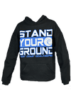 Stand Your Ground Hoodie - Fingersave Goalkeeper Gloves West Coast Goalkeeping