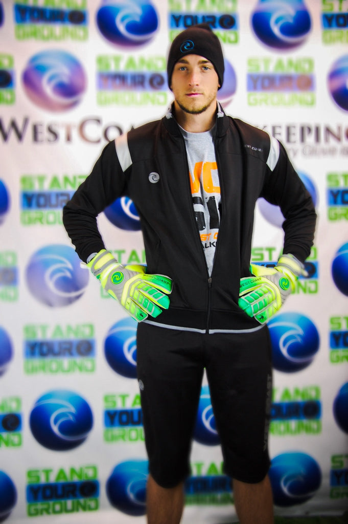 3/4 Training Pants - Fingersave Goalkeeper Gloves West Coast Goalkeeping