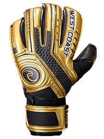VYPER Champion - Fingersave Goalkeeper Gloves West Coast Goalkeeping