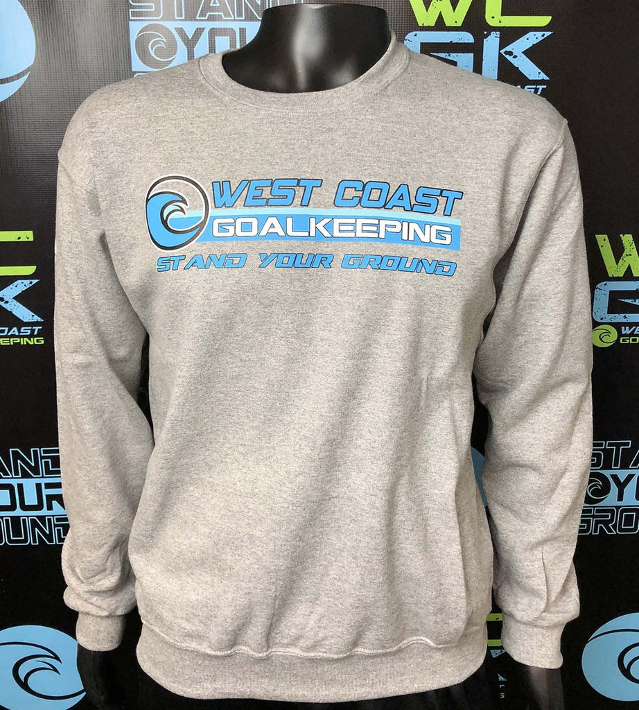 West Coast Wave Pro Sweatshirt - Fingersave Goalkeeper Gloves West Coast Goalkeeping