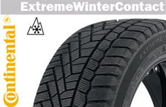 CONTINENTAL EXTREME WINTERCONTACT 205/60R16 96T XL WINTER TIRE