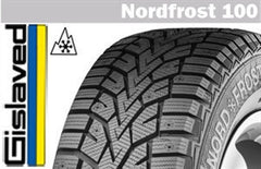 GISLAVED NORD FROST 100 215/60R16 99T XL WINTER TIRE