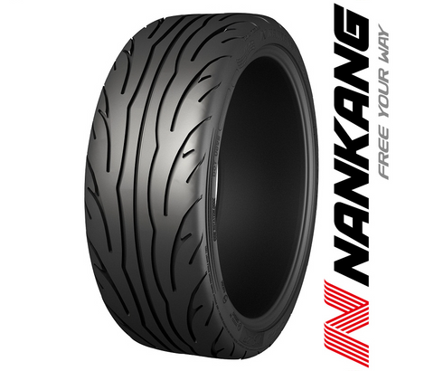 NANKANG NS-2R 195/55R15 85W SUMMER TIRE (180 TREADWARE)