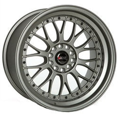XXR 521 WHEEL - FLAT GUNMETAL 17''
