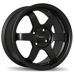 FAST HAYAKU F139 WHEEL - SATIN BLACK 16''