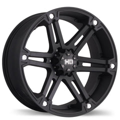 FAST HD SERIES REACTOR F175 WHEEL - MATTE BLACK 20''