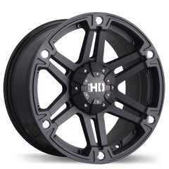 FAST HD SERIES REACTOR F175 WHEEL - MATTE BLACK 17''