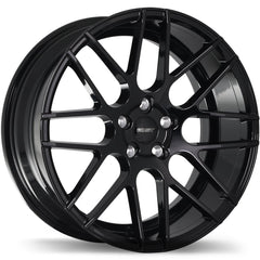 FAST RENNEN F181 WHEEL - GLOSS BLACK 19''