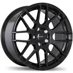 FAST RENNEN F181 WHEEL - GLOSS BLACK 18''