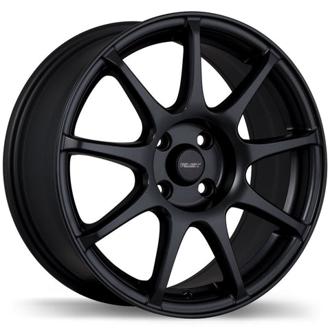 FAST ORBIT F207 WHEEL - MATTE BLACK 15''