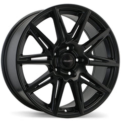 FAST SWITCH F212 WHEEL - SATIN BLACK 17''