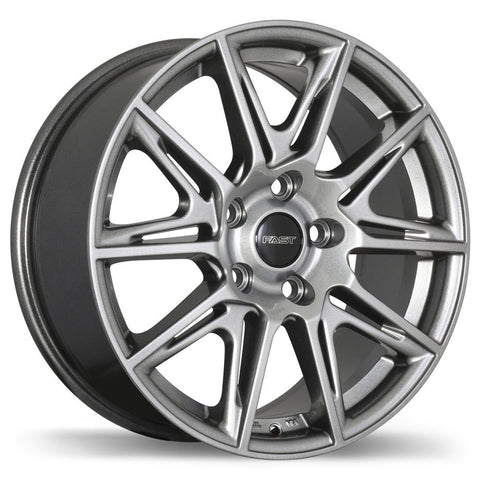 FAST SWITCH F212 WHEEL - TITANIUM 20''