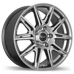 FAST SWITCH F212 WHEEL - TITANIUM 17''