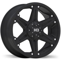 FAST HD SERIES INVASION F215 WHEEL - MATTE BLACK 18''