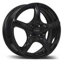 FAST JET F218 WHEEL - GLOSS BLACK 14''