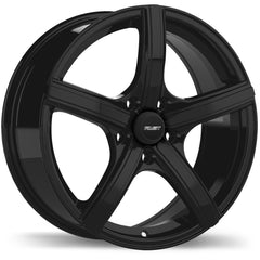 FAST JET F218 WHEEL - GLOSS BLACK 17''