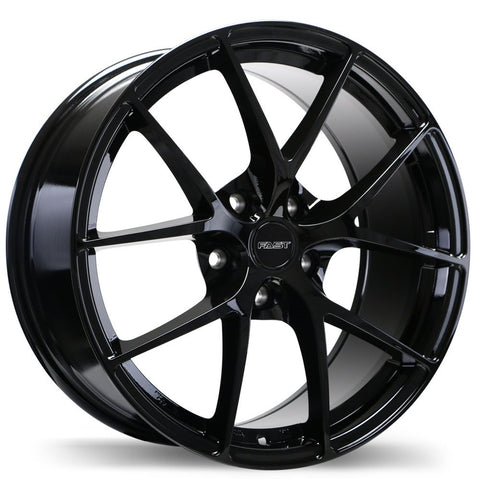 FAST INNOVATION F219 WHEEL - BLACK 17''